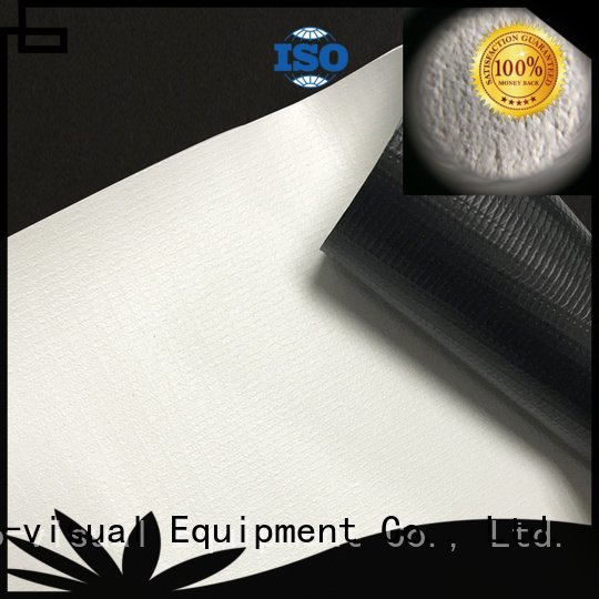 Hot HD home theater projection screens with soft PVC fabric matte front and rear fabric wg1 XY Screens