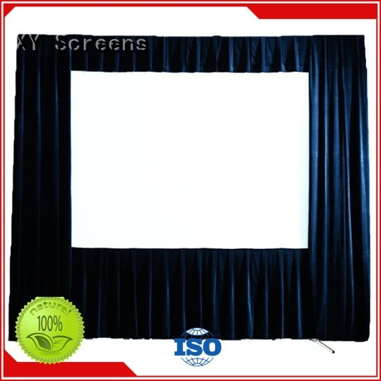 XY Screens outdoor video projector factory price for public
