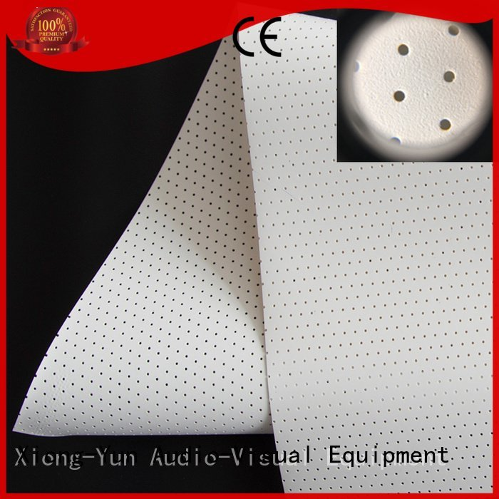 hg metallic max5 XY Screens Acoustically Transparent Fabrics