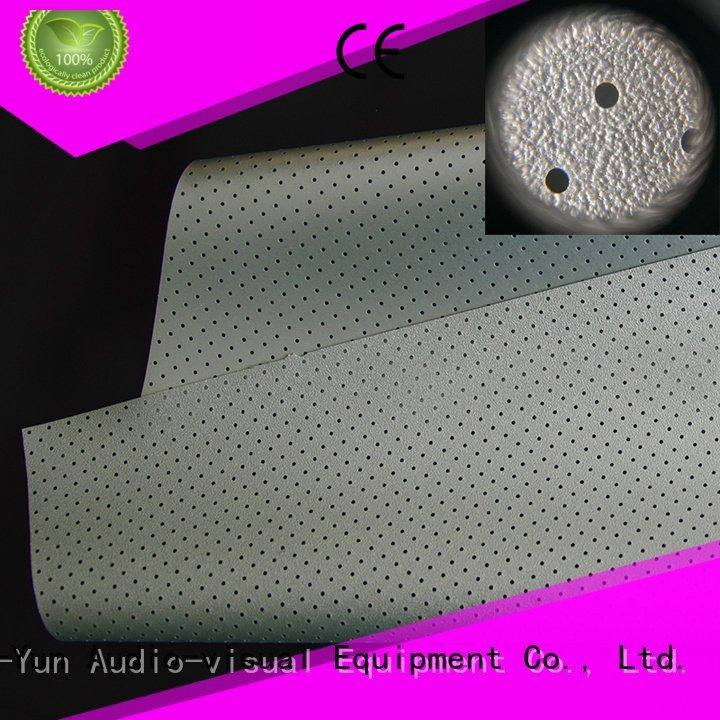 transparent fabric hg XY Screens Acoustically Transparent Fabrics