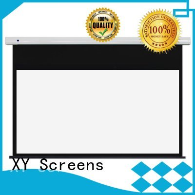 Hot free standing projector screen intelligent projection theater XY Screens Brand