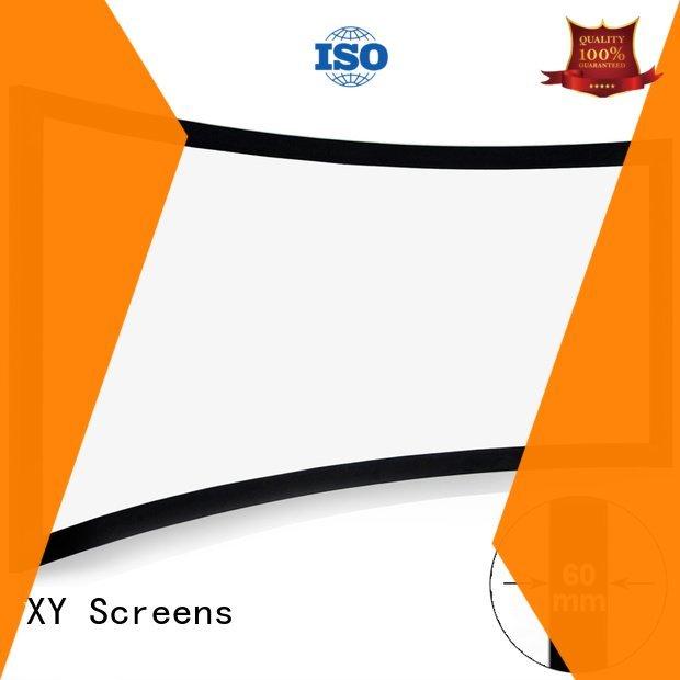 chk80b thin home entertainment center XY Screens Brand