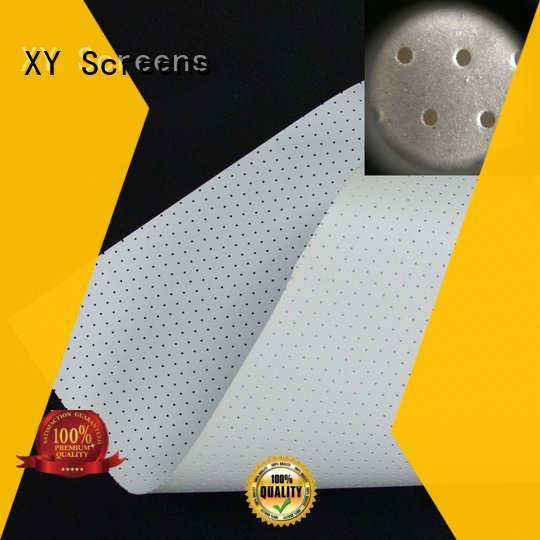 XY Screens acoustic fabric fs1 perforating max5