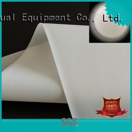 fabric pet rear hd XY Screens projector screen fabric