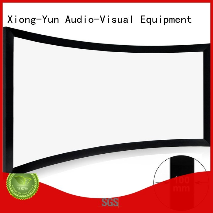 XY Screens Brand widescreen projector chk100c screen home cinema projector