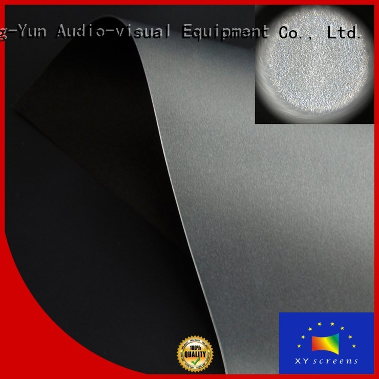 grid best projector screen material supplier for motorized projection screen