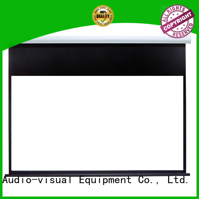 intelligent motorized screens factory price for indoors