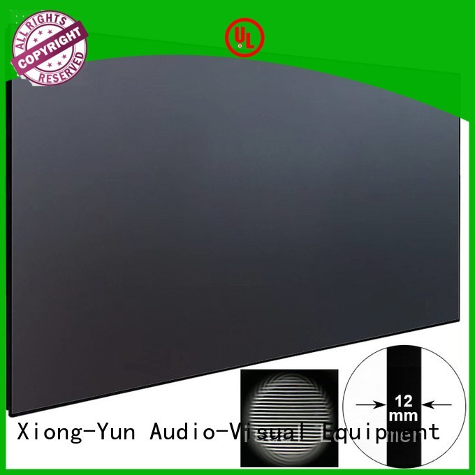 XY Screens tension ultra short focus projector inpfne for television
