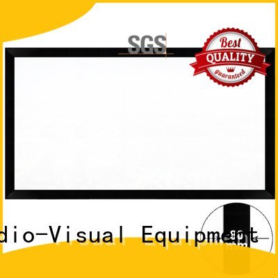 XY Screens cheap movie projector frame fixed home