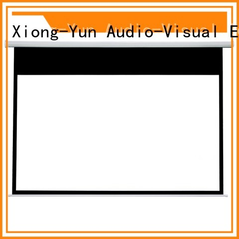 intelligent motorized screens supplier for indoors