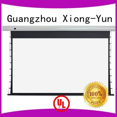 tab tensioned electric projector screen intelligent Bulk Buy series XY Screens