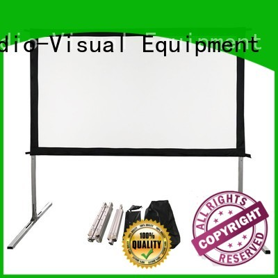 XY Screens curved outdoor retractable projector screen wholesale for outdoor