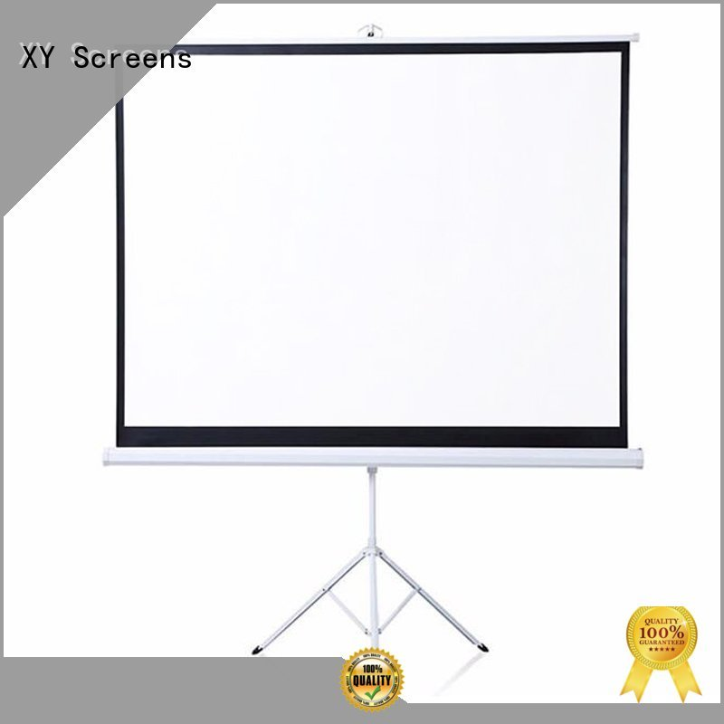 XY Screens adjustable cheap portable projector tripod for meeting