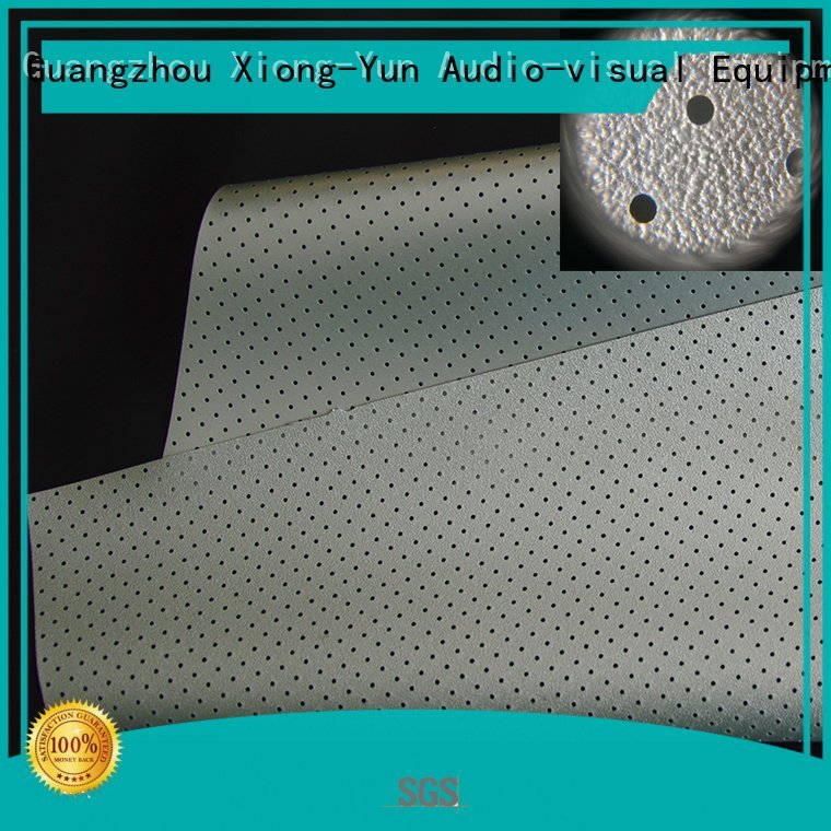 acoustic fabric max2 fs1 woven XY Screens