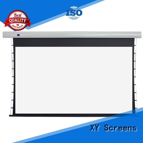 XY Screens Tab tensioned series factory price for living room