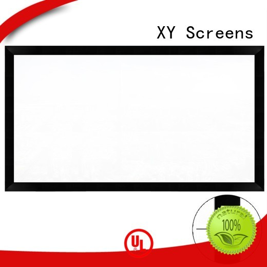 XY Screens Brand 80200 home cheap movie projector series supplier