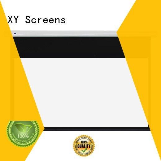 Quality XY Screens Brand inch Standard motorized series