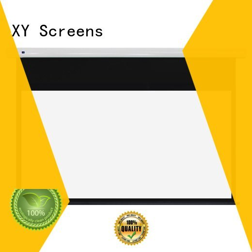 Quality XY Screens Brand inch Standard motorized series