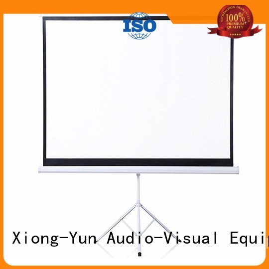 XY Screens Brand equipment portable projector for sale tripod rst64