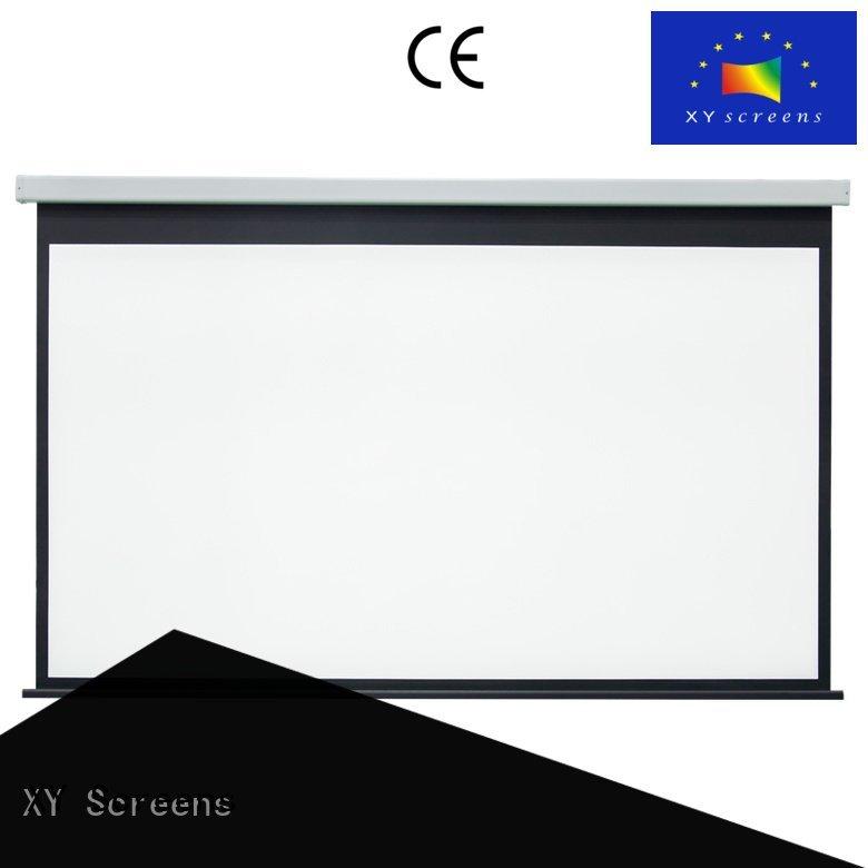 Hot Electric Drop Down Movie Screen 140180 e300b inch XY Screens Brand