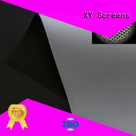 XY Screens Brand throw pet black Ambient Light Rejecting Fabrics ambient