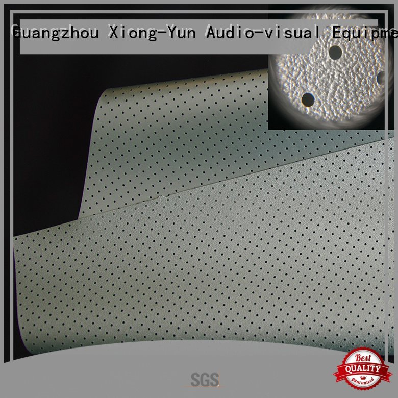 OEM acoustic fabric woven hg fs1 Acoustically Transparent Fabrics
