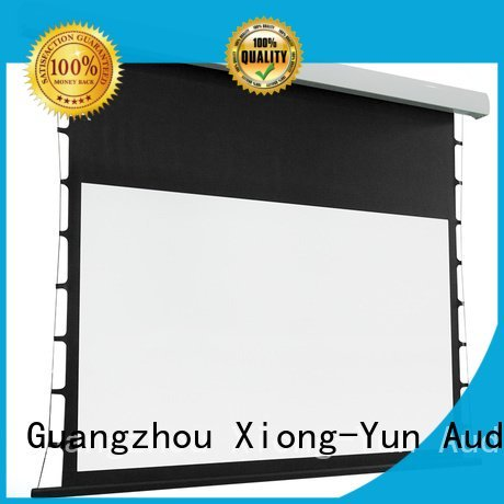 XY Screens ec1 Tab tensioned series screen series
