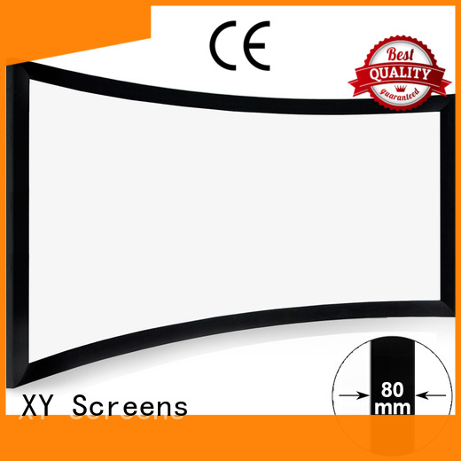 XY Screens home entertainment projector mini theater home