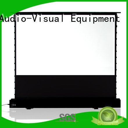 XY Screens pull up projector screen 16 9