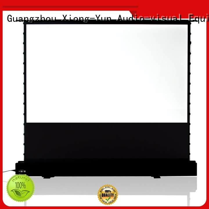 pull up projector screen 16 9 electric screen edlpu XY Screens Brand