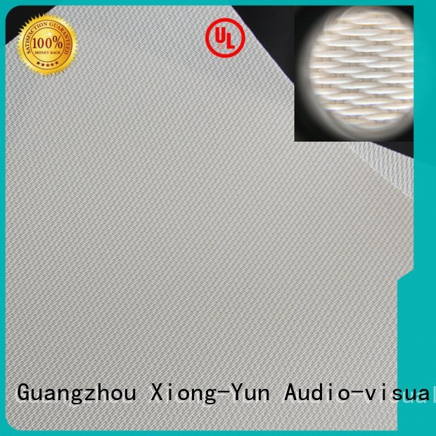 Hot acoustic fabric sound max2 max XY Screens Brand