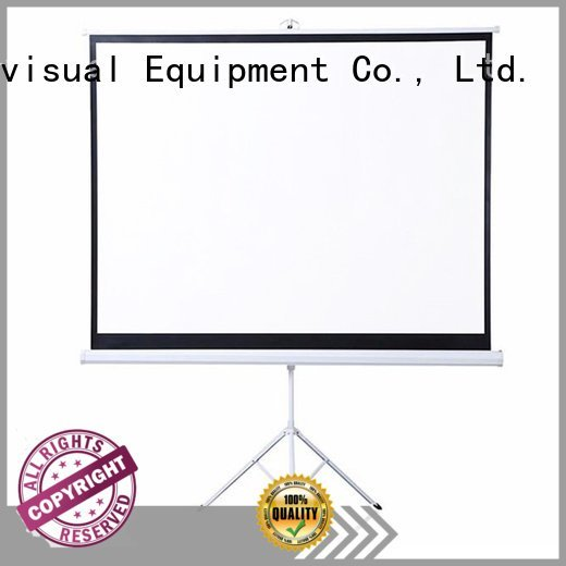 XY Screens Brand rst64 tripod office tripod projector screen projector