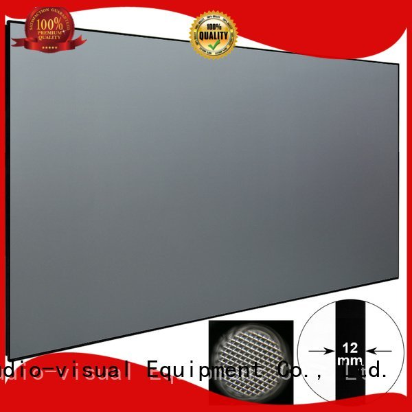 XY Screens ultra hd projector television throw screen