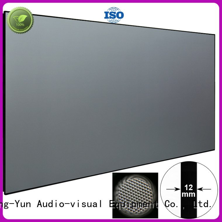 projector ultra ultra short throw projector screen crystal XY Screens