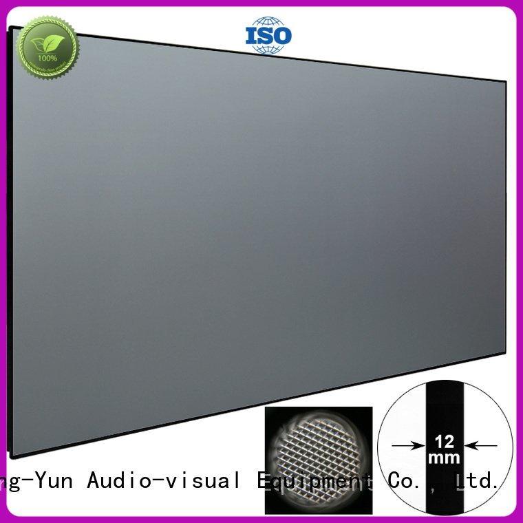 projector ultra ultra short throw projector screen crystal XY Screens