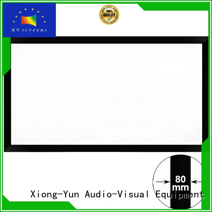 projector movie projector screen XY Screens cheap movie projector