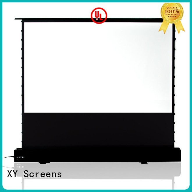 XY Screens white projection screen price factory for home