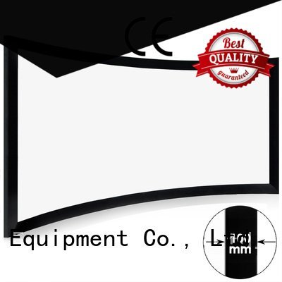 cinema projector screen widescreen XY Screens Brand home cinema projector
