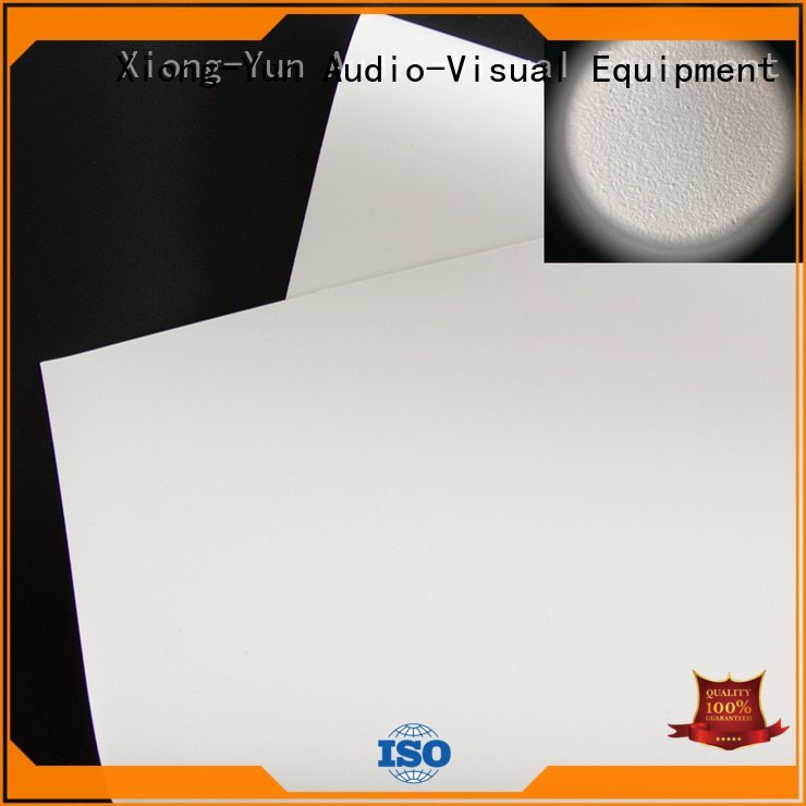 Custom front and rear fabric flexible mf1 fabric XY Screens