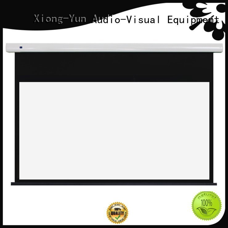 80170 home projection ec2 XY Screens free standing projector screen
