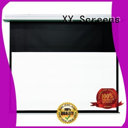 OEM home theater screen hcl1 screen electric Home theater projection screen