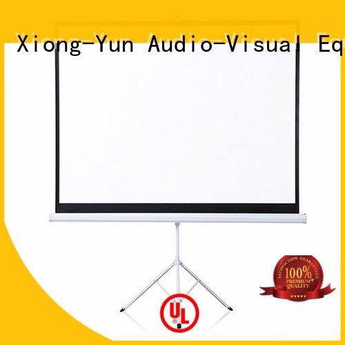 XY Screens tripod projector screen equipment rst64 projector tripod