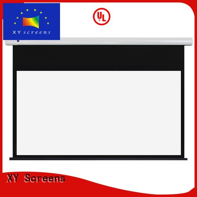 ec2 intelligent inch home XY Screens Standard motorized series