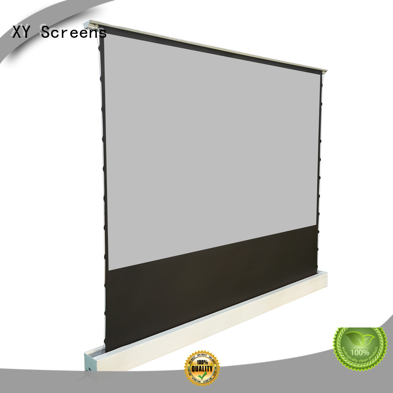 XY Screens projection screen price inquire now for home