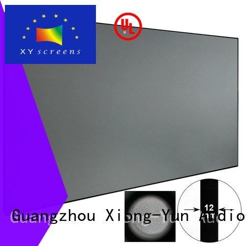 ambient light projector screen zhk100bblack screen hg XY Screens