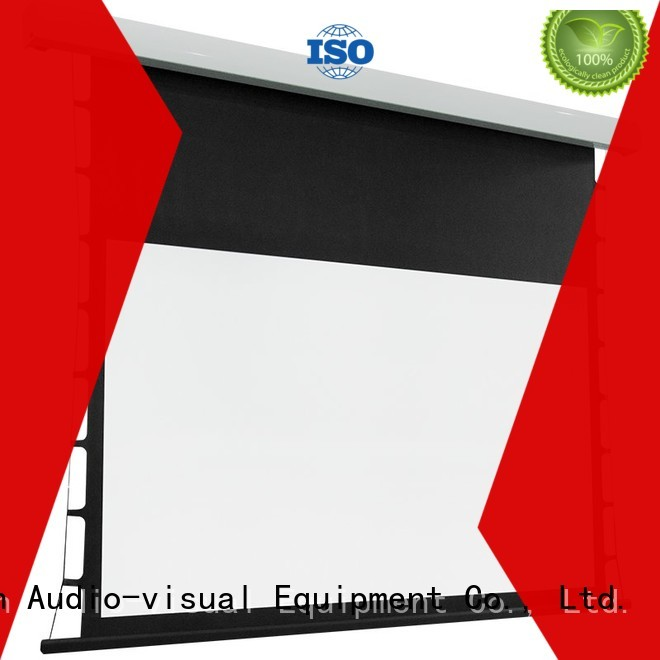 light rejecting tab tension screen factory price for home