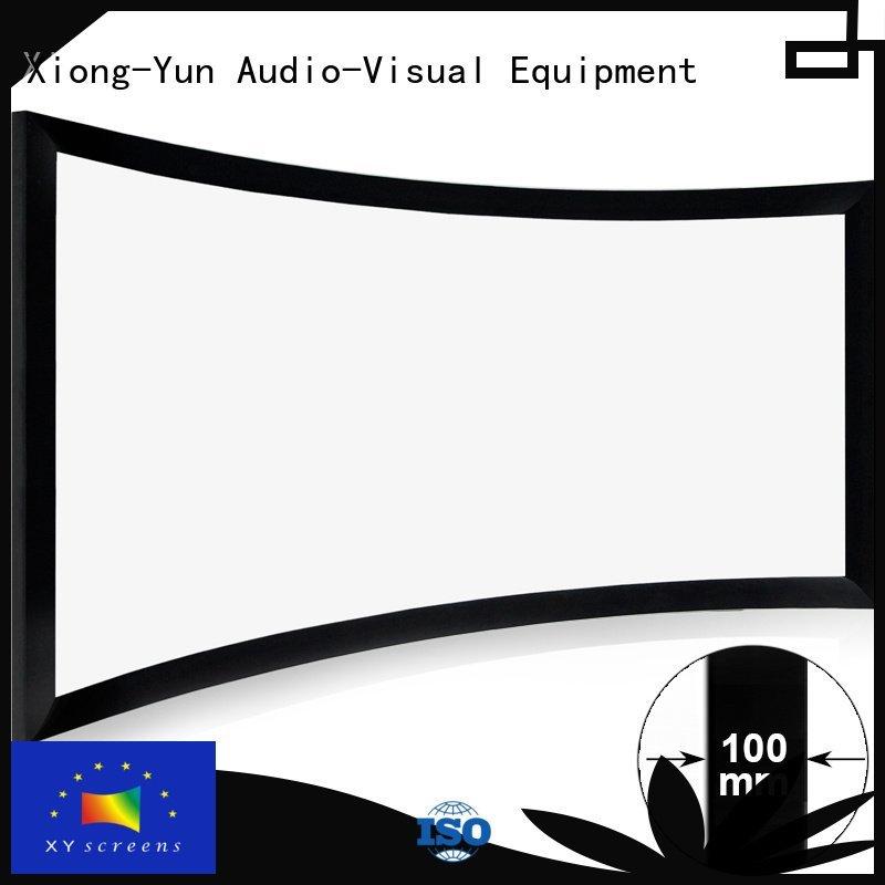 Custom home cinema projector XY Screens