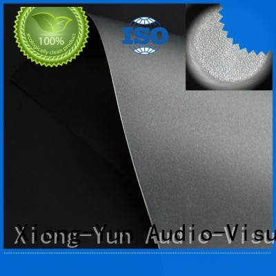 professional projector cloth manufacturer for thin frame projector screen