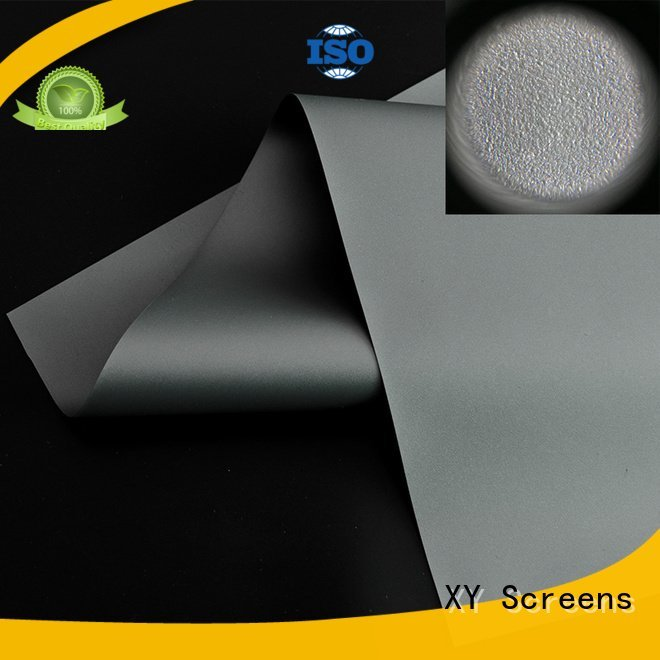 XY Screens Brand light hg grid Ambient Light Rejecting Fabrics
