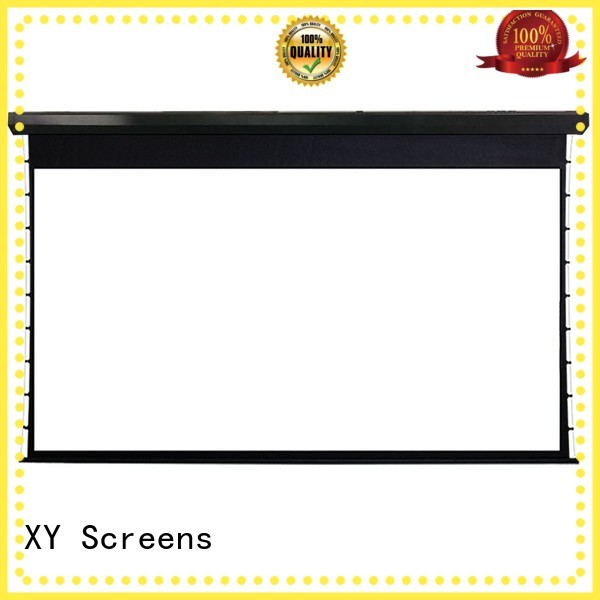 XY Screens steel best home movie projector design for computer
